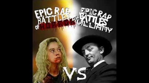 Helena vs Reverend Harry Powell Instrumental. Epic Rap Battles of Horror Season 5