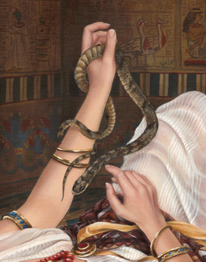 Cleopatra's Asp Based On