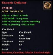 Draconic Deflector