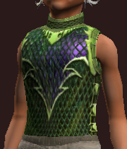Restorative Hauberk (Equipped)