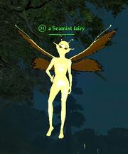 A Seamist fairy