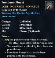 Fronden's Finest
