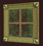 Square-lucky-streak-window-pane