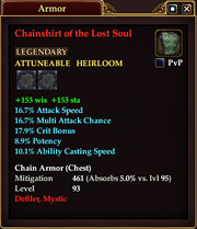 Chainshirt of the Lost Soul