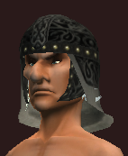 Midnight Helm of the Far Seas Traders (Equipped)