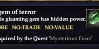 A gem of terror