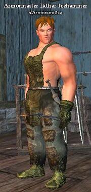 Armormaster Ikthar Icehammer