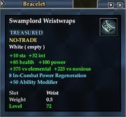 Swamplord Wristwraps