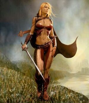 Ariseph Mistress of Verse