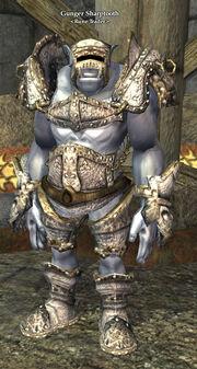 Gunger Sharptooth