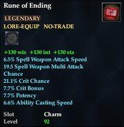 Rune of Ending