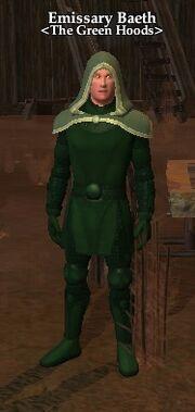 Emissary Baeth