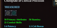 Chestplate of Clerical Precision