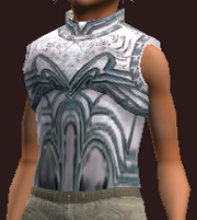 Exarch's Solemn Ceremony Plate Cuirass (Equipped)