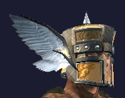 Hoo'Loh's Knightly Helmet (Equipped)