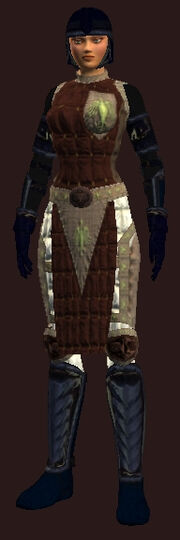 Leather Armor of Insight(Worn)