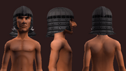 Animist's Coif of the Citadel (Equipped)