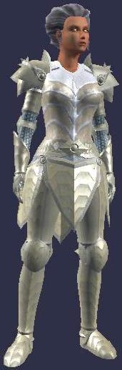 Armor-Righteous (female)