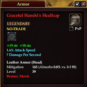 Graceful Hanshi's Skullcap