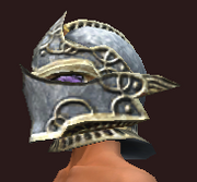 Acolyte's Helm of the Combine (Equipped)