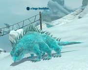A large frostbiter