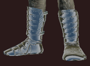 Otherworldly Ritualist's Chain Boots (Equipped)