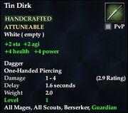 Tin Dirk