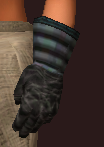 Druid's Leather Gloves (Equipped)