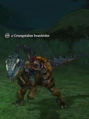 A Grungetalon beastrider