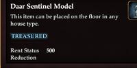 Daar Sentinel Model