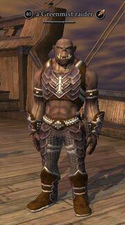 A Greenmist raider
