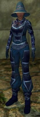 Concussive (Armor Set) (Visible, Female)