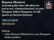 Burynai (Bruiser)