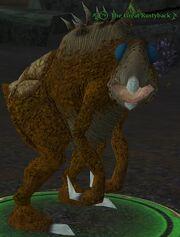 The Great Rustyback