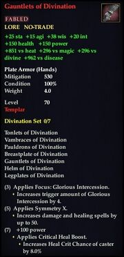 Gauntlets of Divination