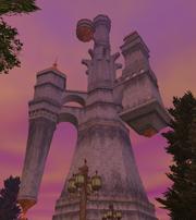 The Concordium Tower (top)