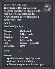 Petrified Ogre Eye