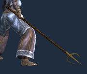 Ice Claw (Equipped)