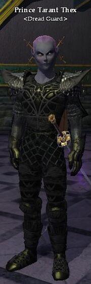 Prince Tarant Thex