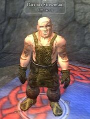 Darious Stonemaul