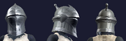 Stoneshaped Visor (Equipped)