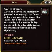 Crown of Tearis
