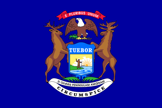 File:Michigan Flag.png