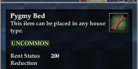 Pygmy Bed