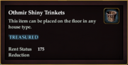 Othmir Shiny Trinkets