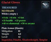 Glacial Gloves
