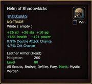 Helm of Shadowkicks