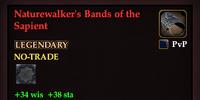 Naturewalker's Bands of the Sapient