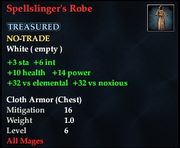 Spellslinger's Robe