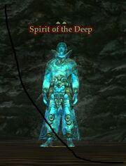 Spirit of the deep